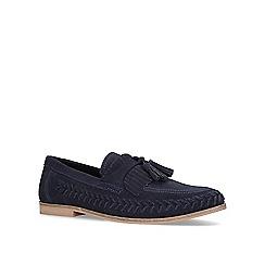 KG Kurt Geiger - Navy 'Torquay' loafers