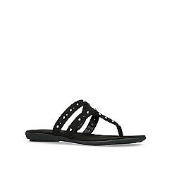Nine West - Black 'Keelova' sandals