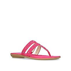 Nine West - Pink 'Keelova' sandals