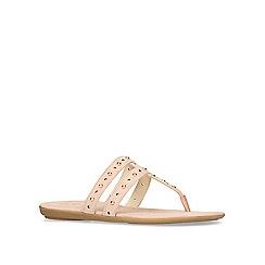 Nine West - Pale 'Keelova' pink sandals