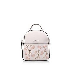 Carvela - Cream 'Ote Flower Backpack' backpack