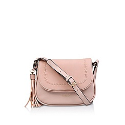Carvela - Pink 'Sallie Plait X Body' tote bag