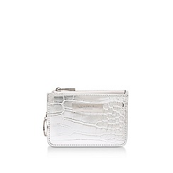Carvela - Shelly clear back purse