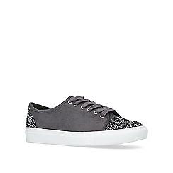 Carvela - Grey 'Mazey' lace up trainers