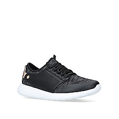 Carvela - Black 'Minted' low top trainers