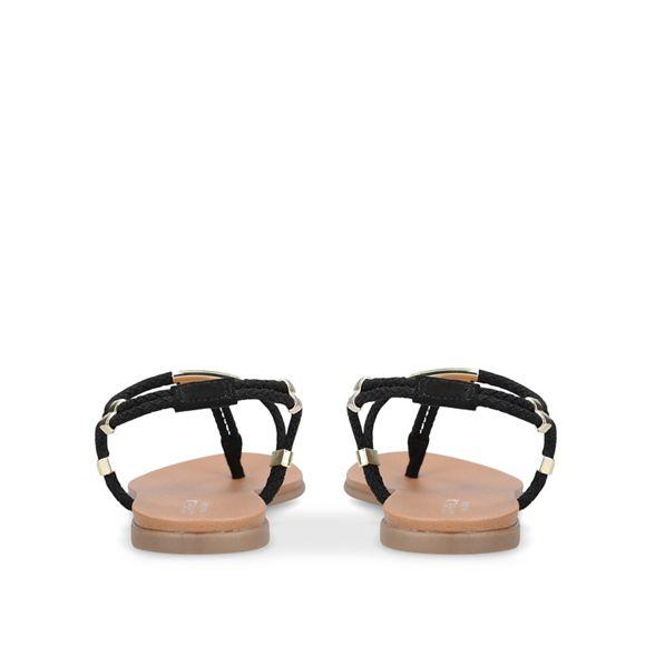 Carvela 'Ace' flat Carvela sandals Black Black 4850wqW