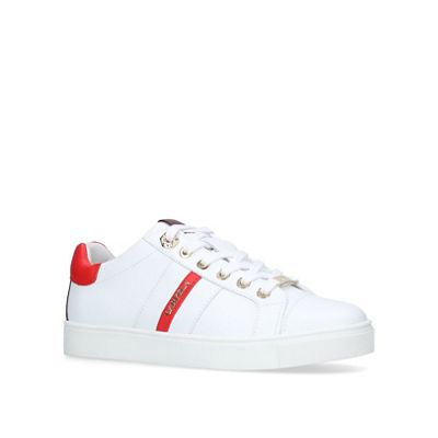 Carvela   White 'lisa' Low Top Trainers by Carvela