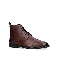 KG Kurt Geiger - Brown 'Parker' formal boots