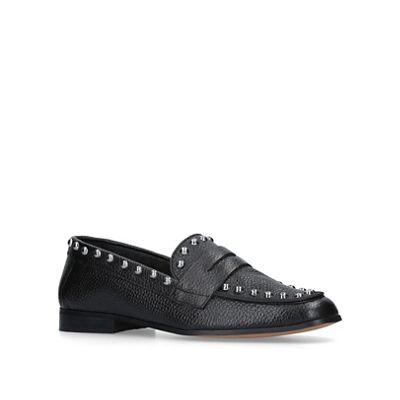 Carvela - Black 'Lowry' slip on loafers