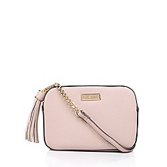 Carvela - Nude 'Bessie Crc Xbody Tssl Trm' cross body bag