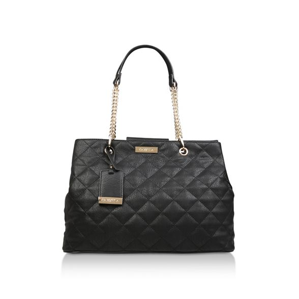bag quilted tote Quilted 'Blair Carvela Shopper' Black AOwqIU686Y
