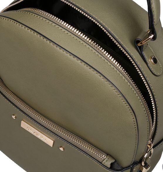 Carvela Backpack' Front 'Blake bag Zip Khaki backpack SxS1rqUw