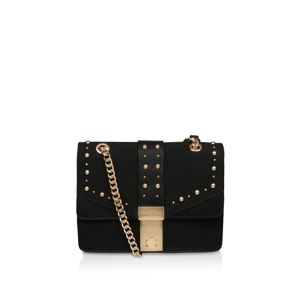 bag Black crossbody' 'brittany studded Carvela 1qIdBn6tw1