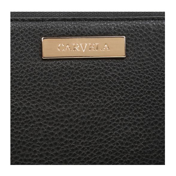 'Alexa Carvela zip Black Wallet' wallet Large FqrHqW5