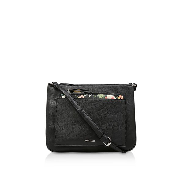 Nine cross 'Alinne' bag body Black West OBrwqOZg