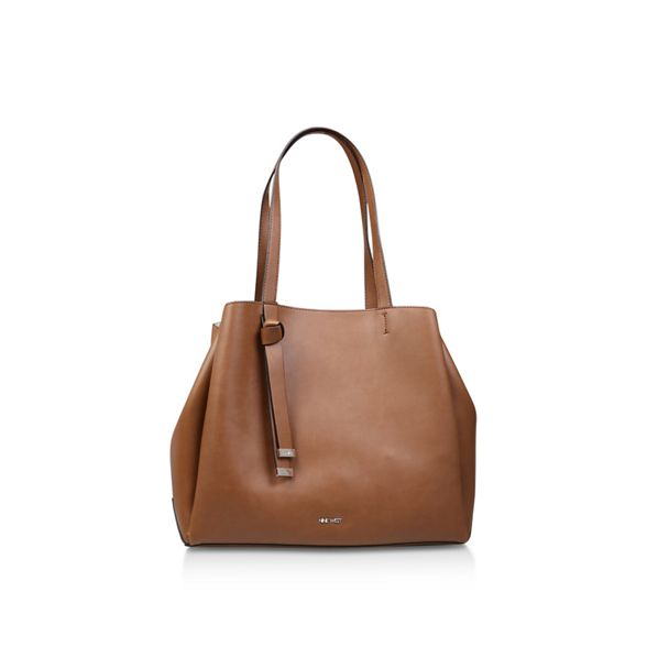 tote bag West Nine Brown 'Gaya' wqPnF4a