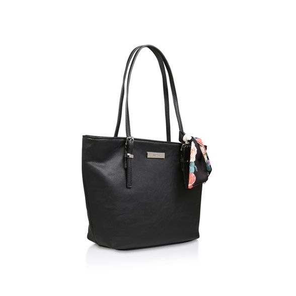Black tote Nine Girl' bag West 'It Hwxv1PRqx