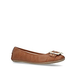Carvela - Tan 'Mission' ballerina shoes