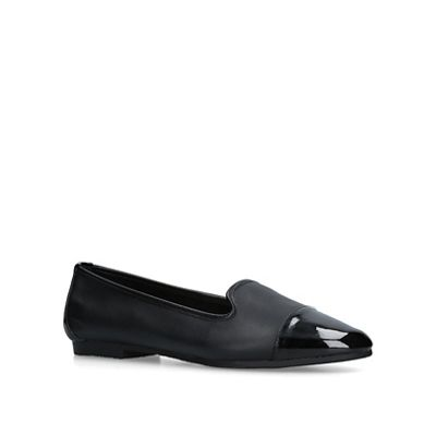 Carvela - Black Black Black 'Mercy' flat ballerina shoes 5c54bb