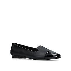Carvela - Black 'Mercy' flat ballerina shoes