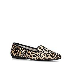 Carvela - Leopard 'Mercy' print flat ballerina shoes
