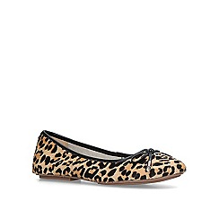 Carvela - Leopard 'Magic' print ballerina shoes