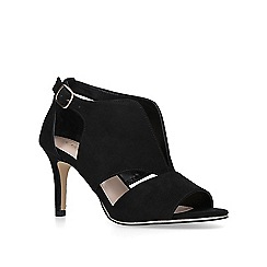 Carvela - Black 'Limbo' open toe sandals