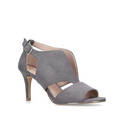 Carvela - Grey 'Limbo' open toe sandals