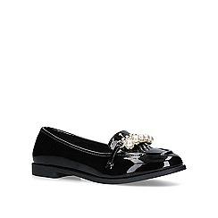 Miss KG - Black 'Nila' slip on loafers
