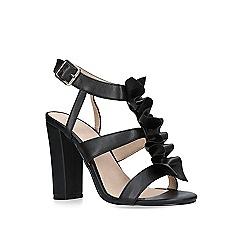 9f87872b4f36 KG Kurt Geiger - Black  Fliss  high heel sandals