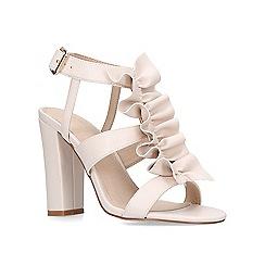 a440c8772a6b KG Kurt Geiger - Bone  Fliss  high heel sandals