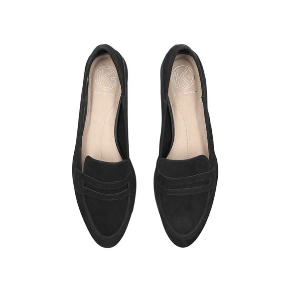 loafers KG 'Madison' Black Geiger Kurt suede SS7pZHqn