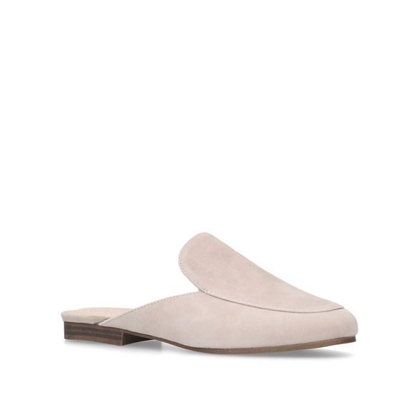 Taupe mules Kurt backless KG 'Malin' Geiger EwHTxqP