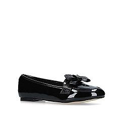 Nine West - Black 'Harriet' loafers
