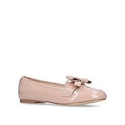 Nine West - Nude 'Harriet' loafers