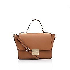 Carvela - Tan 'Rale Winged Tote' tote bag