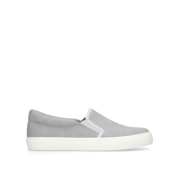 'Kellie2' slip Grey on Miss trainers KG 86wExq04