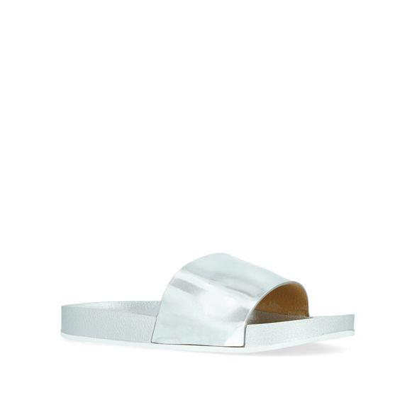 KG flat Miss Silver 'Peachy2' sandals 7xFdd4Xq