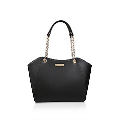 Carvela - Black 'Bex Chain Handle Tote' tote bag