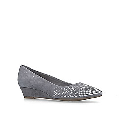 Anne Klein - Grey 'Ellery' court shoes