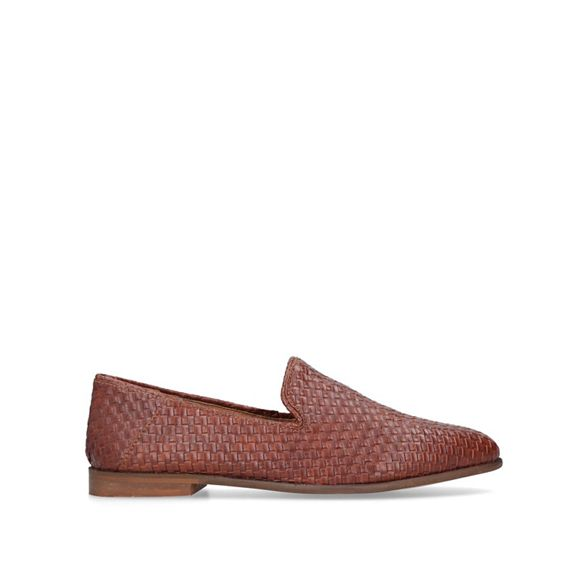 Geiger KG loafers Tan Kurt woven 'Adur' casual BWqvR