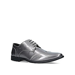 KG Kurt Geiger - Grey 'Ashburton' derby shoes