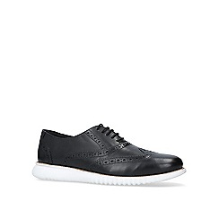 KG Kurt Geiger - Black 'Blyth' brogue shoes