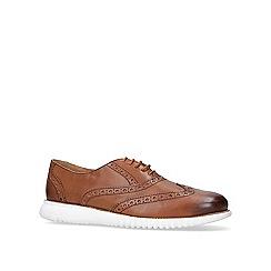 KG Kurt Geiger - Tan 'Blyth' brogue shoes