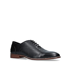 KG Kurt Geiger - Black 'Casey' leather brogues