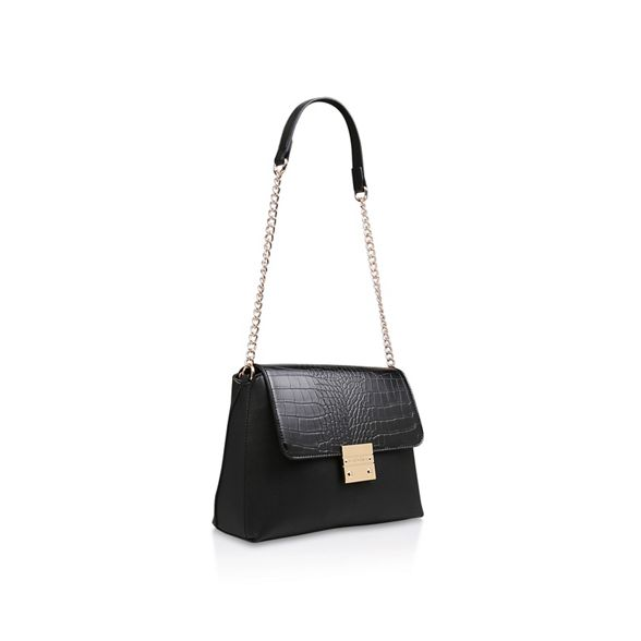 Black Chain Bag' shoulder 'Blink Carvela bag Handle zxHdZzqw
