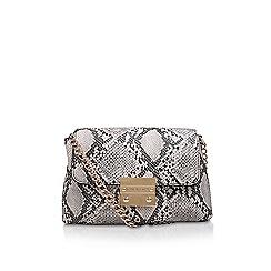 Carvela - Snake-print 'Mini Blink Shoulder Bag' shoulder bag