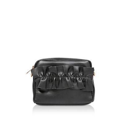 f828ba05ef KG Kurt Geiger - Black  Kiss  clutch bag