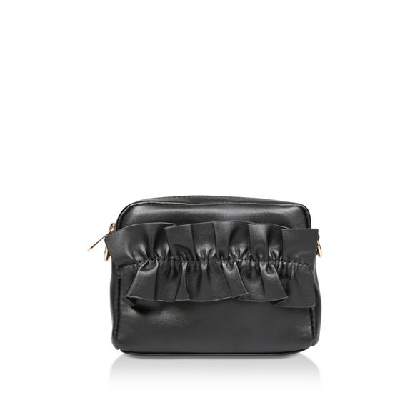 Black 'Kiss' Kurt KG Geiger bag clutch fRqR7w