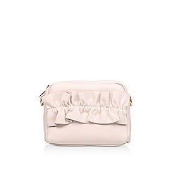 KG Kurt Geiger - Bone 'Kiss' clutch bag